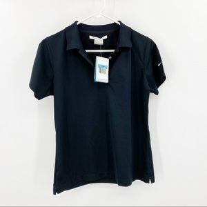 NEW Nike Golf Sports Polo Shirt Medium